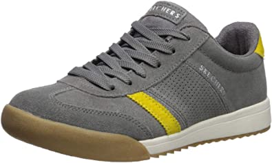 Zinger-Suede Retro Trainer Sneaker