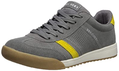 95ac49747f2c Skechers Women s Zinger-Suede Retro Trainer Sneaker  Amazon.co.uk ...