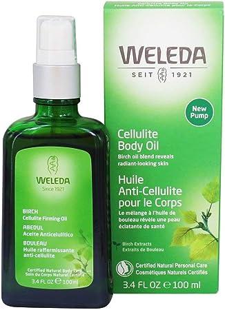 Aceite de celulitis de abedul (100 ml) – 3 unidades: Amazon.es: Belleza