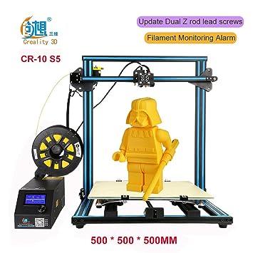 Ming Impresora 3D DIY Educación Tuercas Estructura a bricoler Gran ...