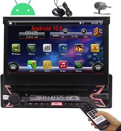 1din Autoradio Android 10 Einzel Din Autoradio Elektronik