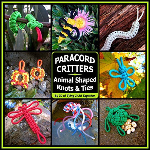 Paracord Critters: Animal Shaped Knots and - Knot Tie Ball