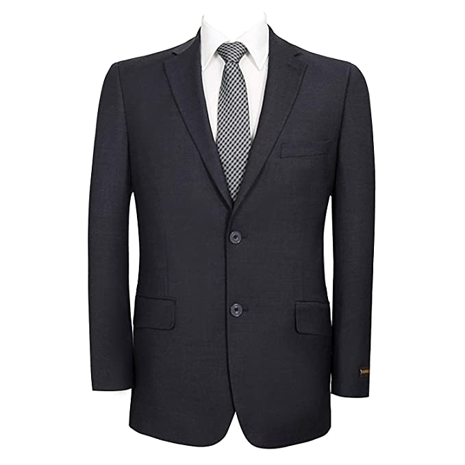 Amazon.com: P&L - Blazer de lana para hombre: Clothing