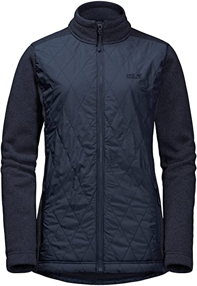 Jack Wolfskin Caribou Altis Mens Fleece Jacket