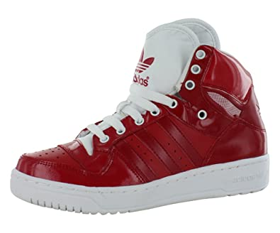 online store fa2db f4c7a adidas Originals M Attitude Logo Heart W Red Womens Casual Shoes G61014