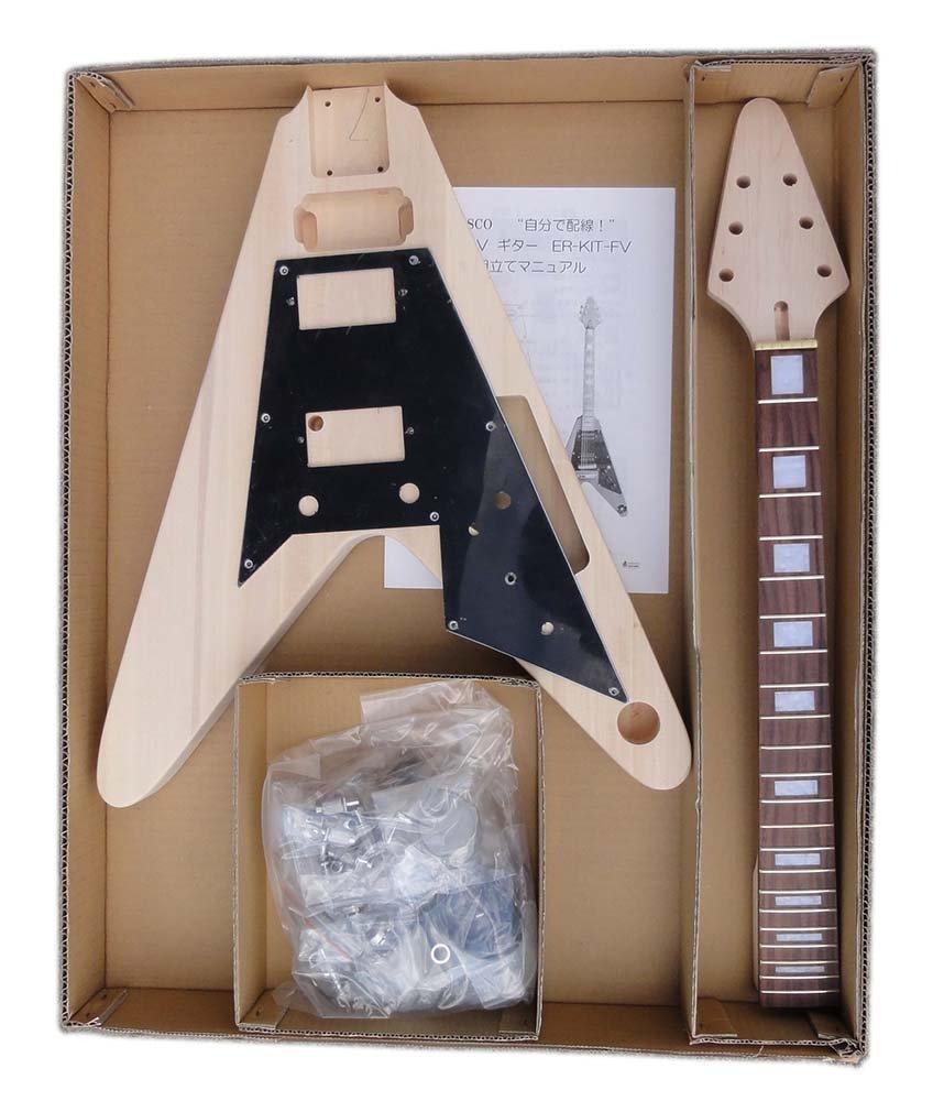 HOSCO エレキギターキット LPスペシャルタイプ ER-KIT-SLP B00RJTNQ3S