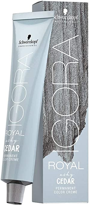 Schwarzkopf Igora Royal Raw Essent Ashy Cedar 60 ml, Color 7 ...