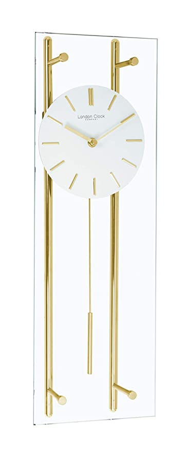 London Clock - Reloj de Pared (55 x 18,5 x 7,5