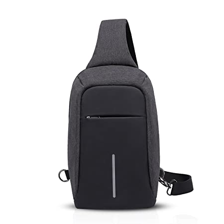 FANDARE 2017 New Fashion Shoulder Anti-theft Backpack Cross Body Bag  Outdoor Sling Bag Chest 6e75bd9f6d
