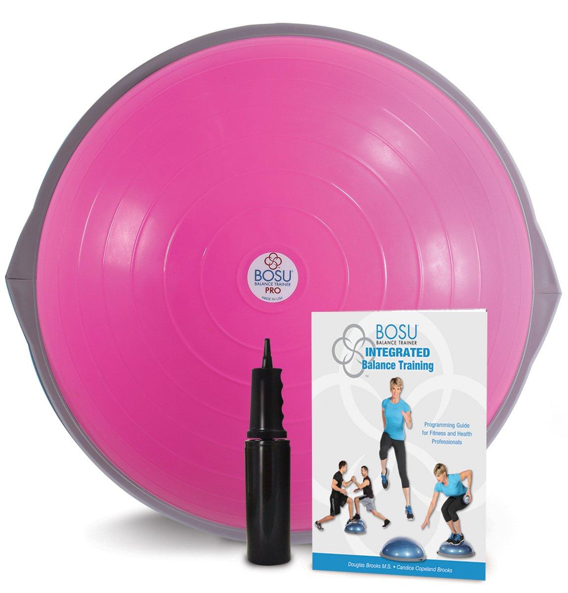 Bosu Pro Balance Trainer Ball Bounce and Sport Inc. 72-10850-P