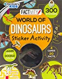 Best Parragon Books Books Kids - World Of Dinosaurs (Discovery Kids) (Discovery Kids Factivity) Review