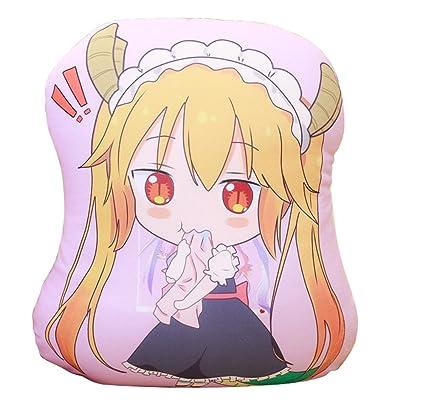 Amazon com: PPMM Cartoon Anime Kanna Tohru Double Print Home