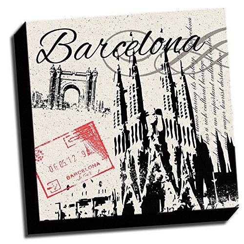 Barcelona Framed - Barcelona Inspired 16
