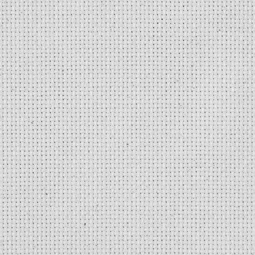 M C G Textiles 15x 1818-count Aida Kreuzstich Stoff, weiß