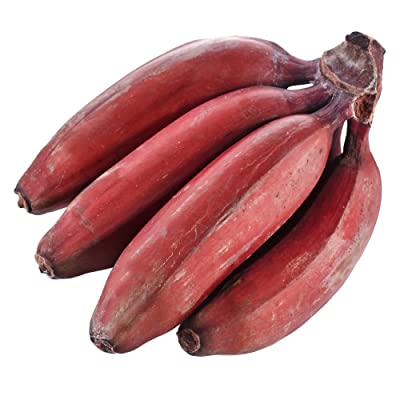 20 PCS Very Rare Red Banana Seeds, Outdoor Perennial Interesting Plants, Milk Taste, Delicious Fruit Seeds For Home & Garden : Garden & Outdoor