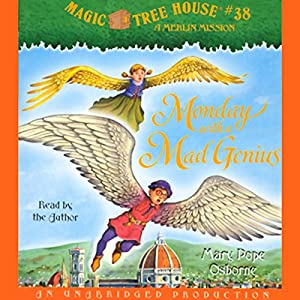 Magic Tree House #38 Audiobook