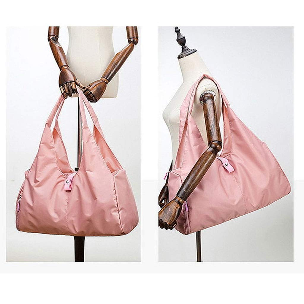 Color : Black Chenguojian Waterproof Sports Gym Bag with Wet Pocket /& Shoes Compartment Travel Duffel Bag for Yoga Dance Swim Handbag