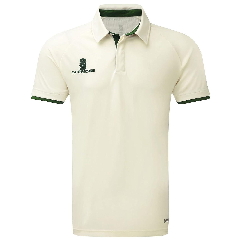 Surridge Childrens Boys Ergo Short Sleeve Shirt