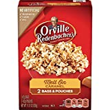 Orville Redenbacher's Melt On Caramel Microwave Popcorn, 2.19 Ounce Classic Bag, 2-Count
