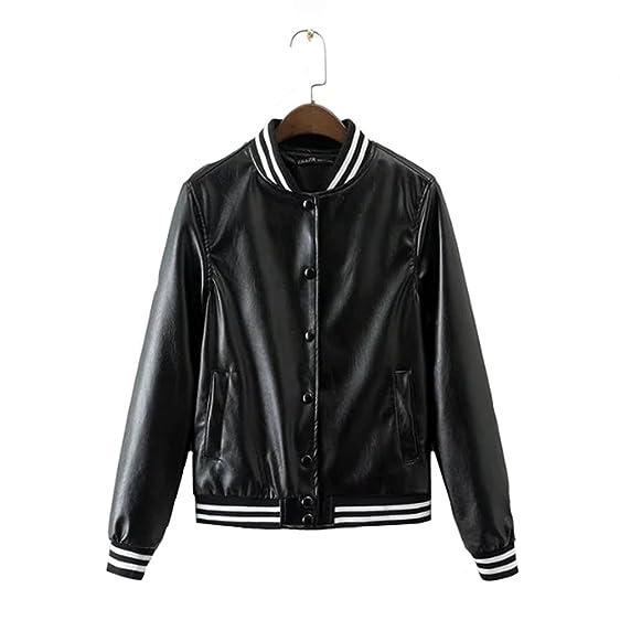 Womens leather sweatshirt jacket