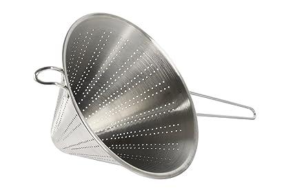 Equinox Colador, Acero Inoxidable, 22 cm