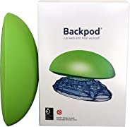 The Backpod - Premium Treatment for Neck, Upper Back and Headache Pain from Hunching over Smartphones and Computers. Great fo