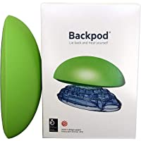 The Backpod - Premium Treatment for Neck, Upper Back and Headache Pain from hunching over Smartphones and Computers. Also for Costochondritis, Tietze's Syndrome, Asthma and Perfect Posture