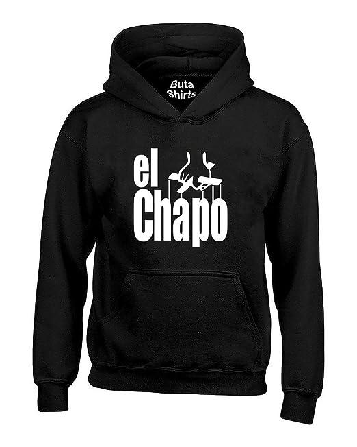 Amazon.com: Chapo Guzman en el padrino estilo unisex ...