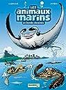 Les Animaux marins en bande dessinée, tome 3 par Cazenove