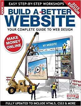Book Build a Better Website 2013 (2012-09-27)