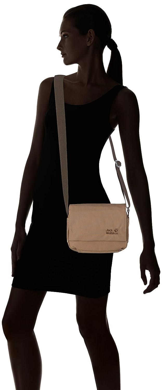 Jack Wolfskin Julie 2L Shoulder Bag with Magnetic Closure 100/% PFC Free