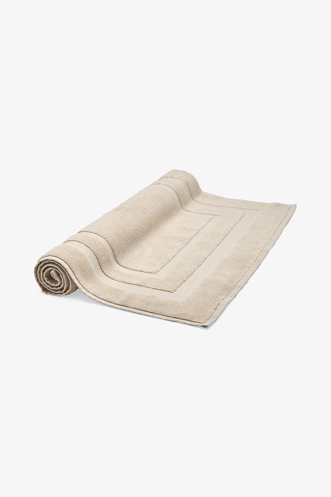 Water Works Perennial Bath Mat in Linen