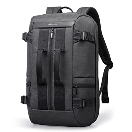 dc6454069c Image Unavailable. Image not available for. Color  XINCADA Men Travel  Backpack Carry on Backpack Weekend Backpack Duffle Bags Casual Daypacks