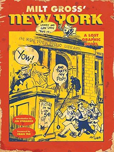 Image of Milt Gross' New York