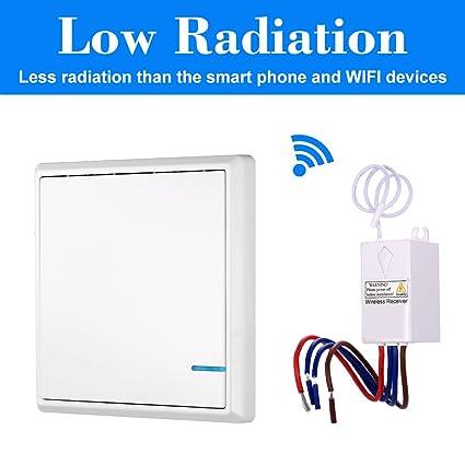 amazon com owsoo wireless switch transmitter ac 80 150v switch rh amazon com Remote Control House Security Universal Remote Control
