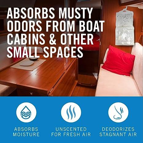 Amazon.com: Paquete de 4 deshumidificadores para barco ...