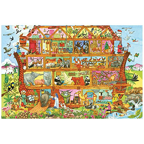 Noah Giant Floor Puzzle - 6