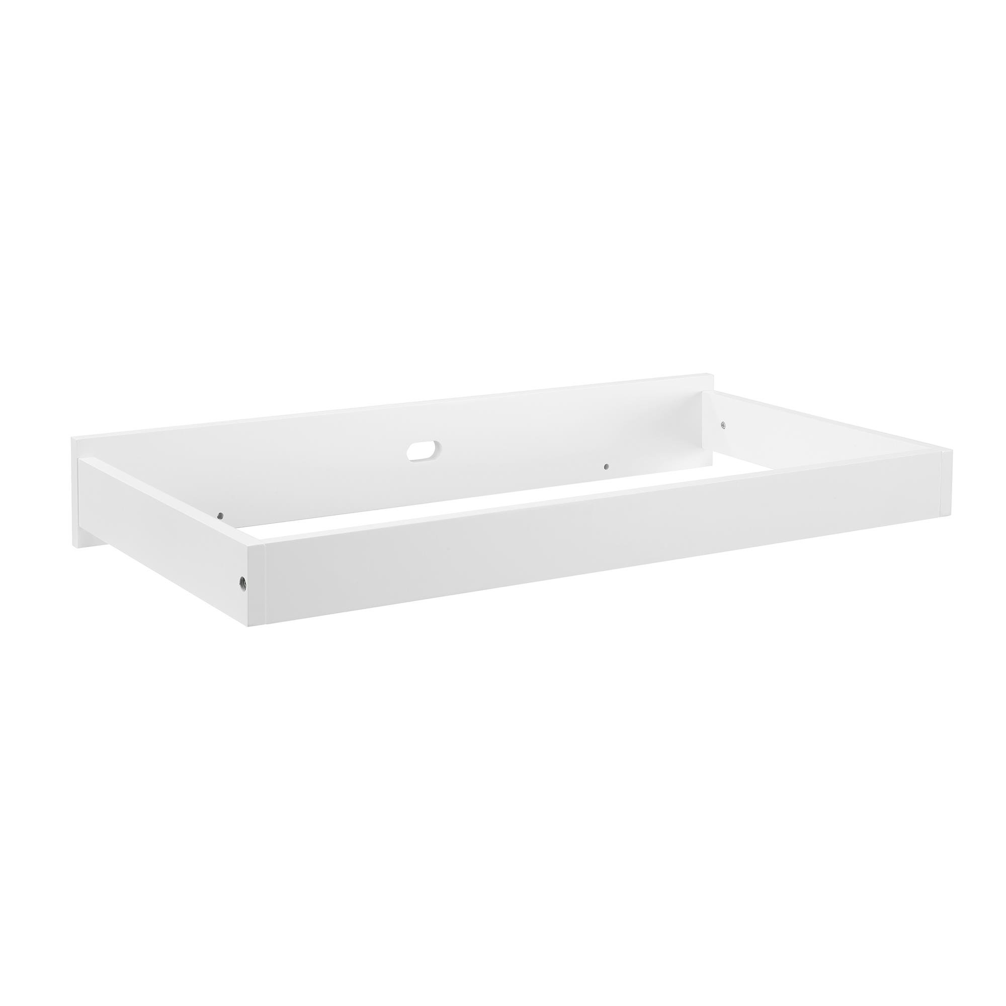 Baby Relax Tia Dresser Changing Topper, White
