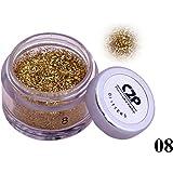 C2P Professional Make-Up, Eye Glitters 08, 5 GRM