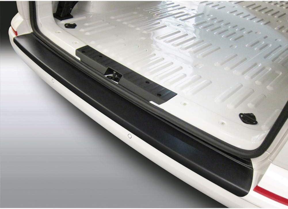 ABS Protection de seuil arri/ère pour Transporter T6 Caravelle//Multivan 9//2015 avec hayon Noir