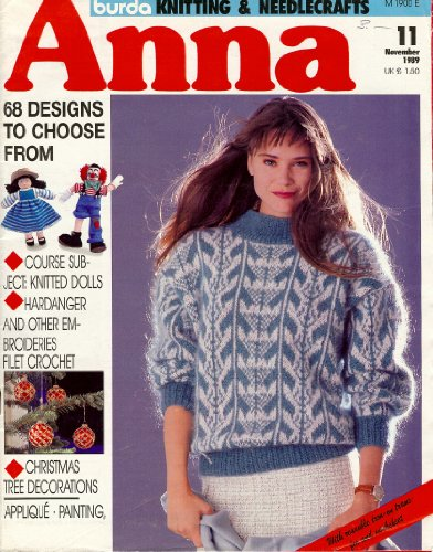 (Anna Burda Knitting & Needlecrafts Magazine (68 Designs to Choose From))