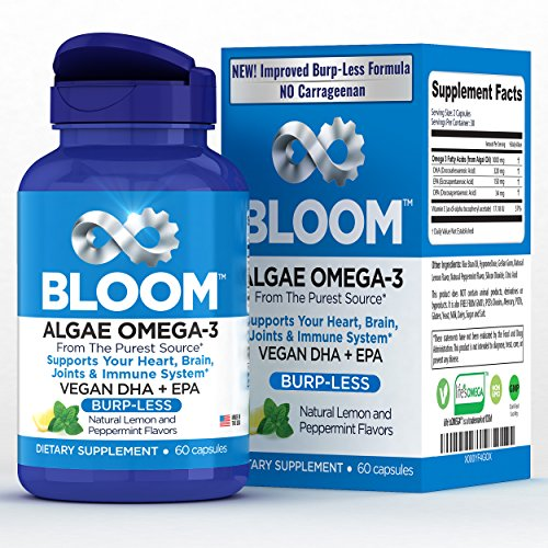 Bloom Burp Less Supplement Immune Support product image