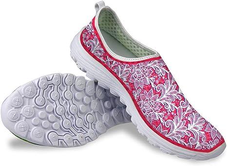 Piup - Zapatillas de Running Unisex para Mujer, diseño Vintage de ...