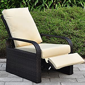 6121zZWRpyL._SS300_ 50+ Wicker Chaise Lounge Chairs