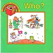 Who? A Question Book from Discovery Toys,…