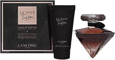 Lancôme La Nuit Trésor Eau de Parfum - 1 Pack: Amazon.es: Belleza