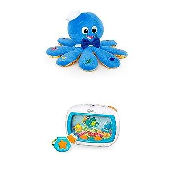 8e9f7423cb5 Amazon.com : Baby Einstein Octoplush Plush Toy & Baby Einstein Sea ...