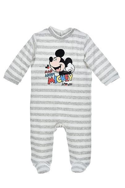 Disney Baby de niño Dormir Pelele Gris 18 Meses: Amazon.es: Ropa y accesorios
