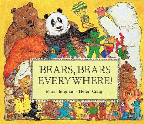 Bears, Bears Everywhere!