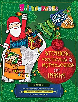 Christmas Special- Stories, Festivals and Mythologies of India by [CultureDabba, Team]